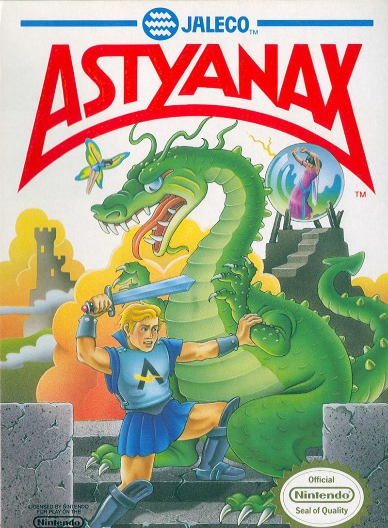Astyanax Cover