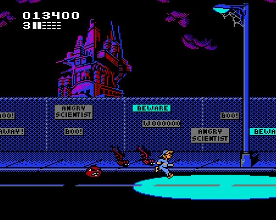 Angriff der Killertomaten Screenshot
