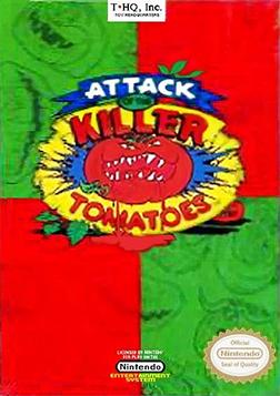 Angriff der Killertomaten