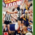 Aussie Rules Footie Cover