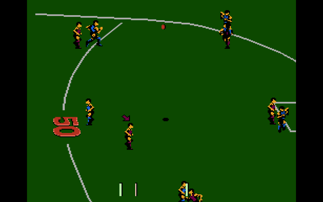 Aussie Rules Footie Screenshot
