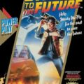 Back To The Future NES Cover