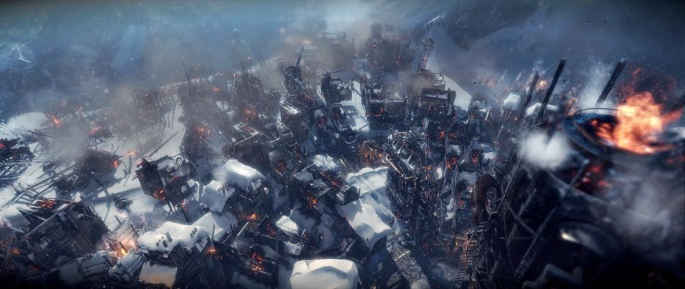 The Fall of Winterhome 01