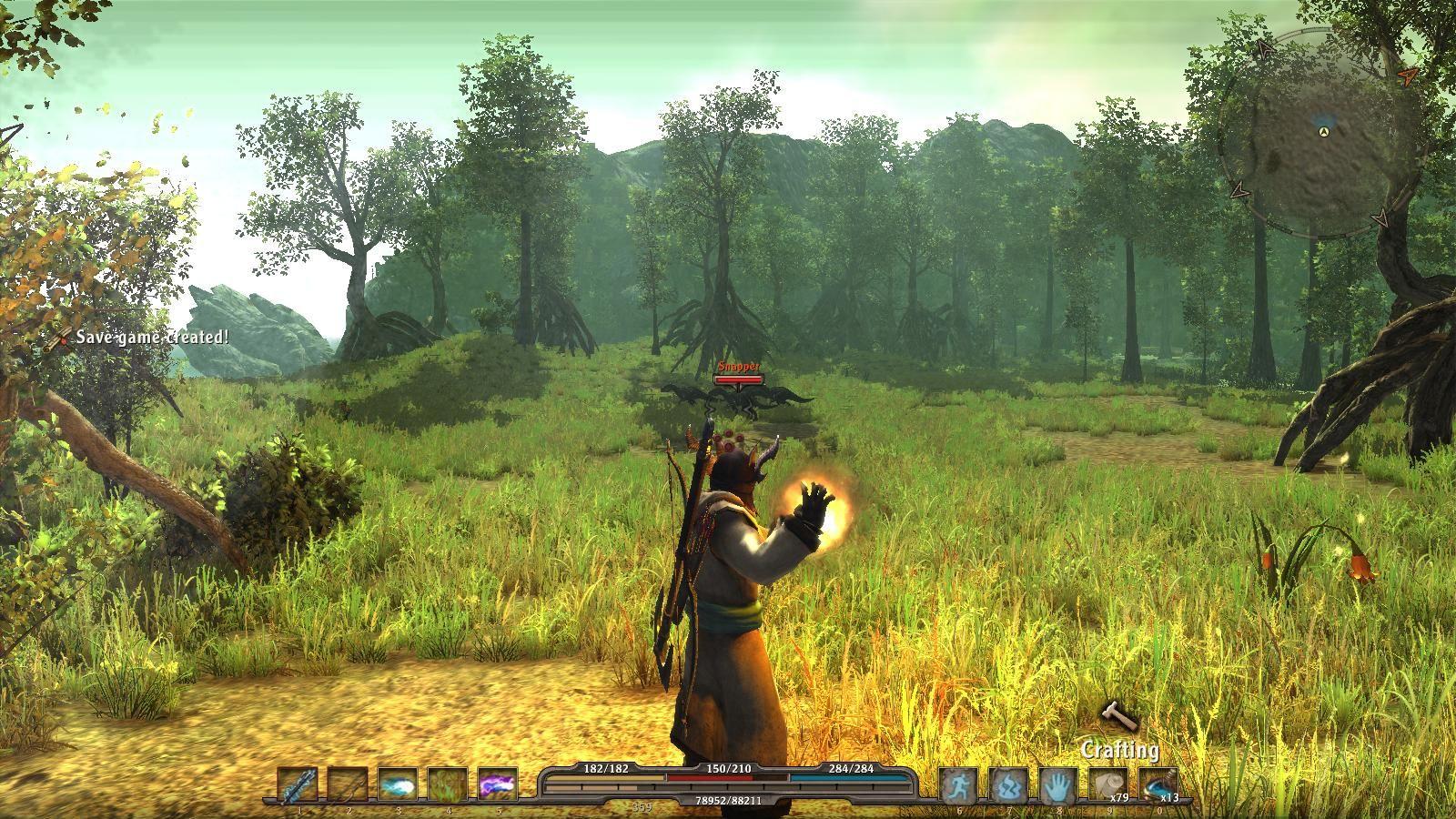 Arcania Screenshot