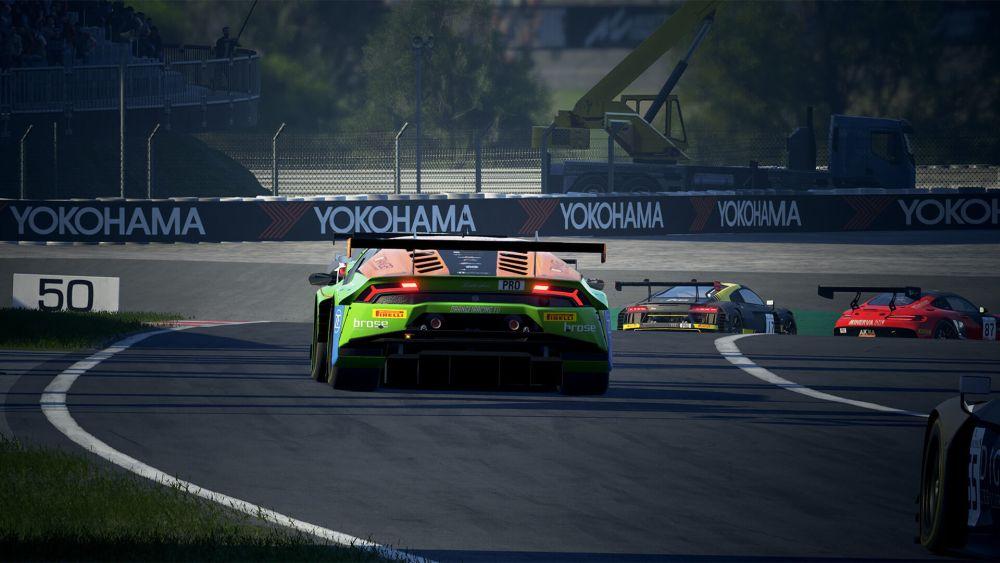 Assetto Corsa Competizione Screenshot0