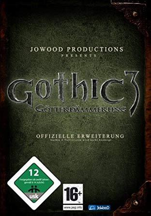 Gothic 3 Götterdämmerung Cover