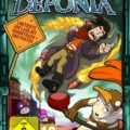 Chaos auf Deponia Cover