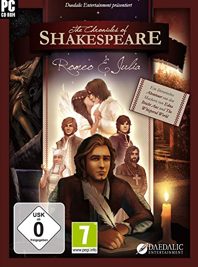 Chronicles of Shakespeare Cover