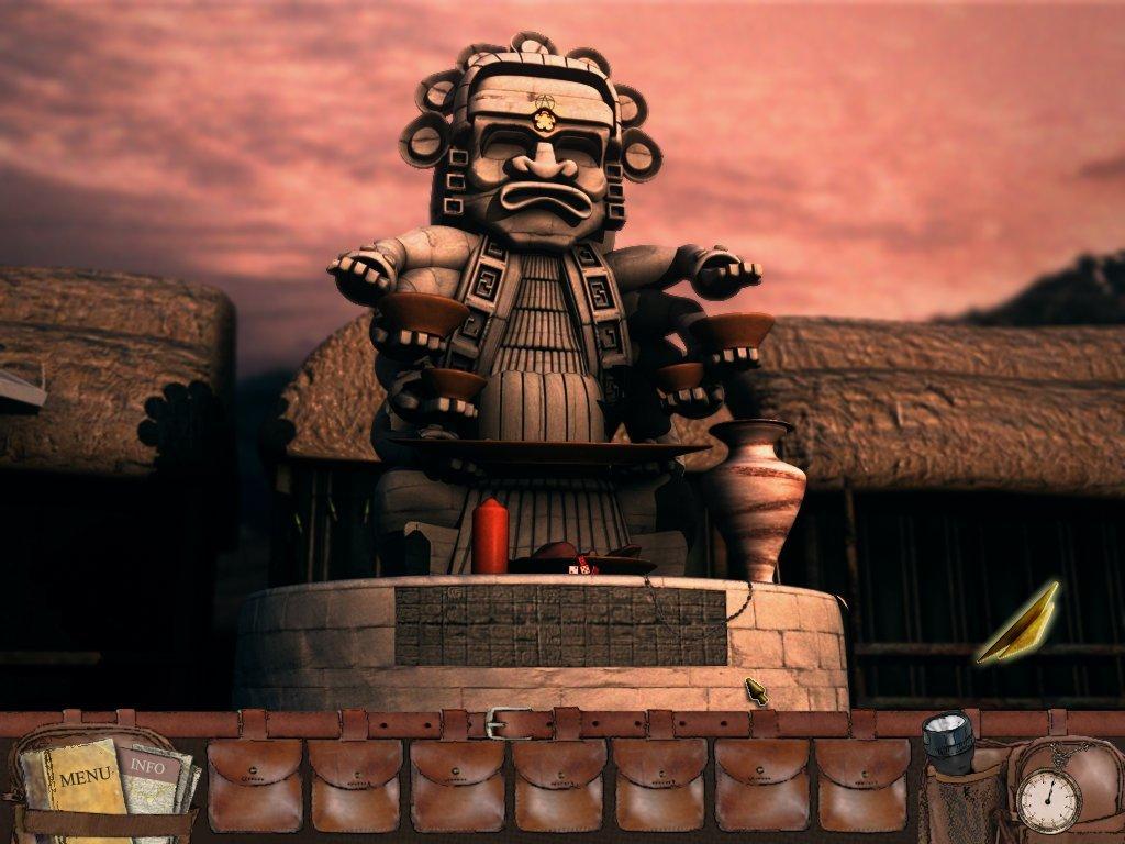 Die Säule der Maya Screenshot