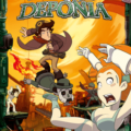 Goodbye Deponia Cover