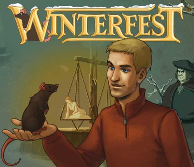 Lernspiel Winterfest Cover