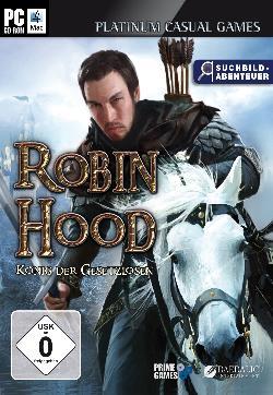 Robin Hood König der Gesetzlosen Cover