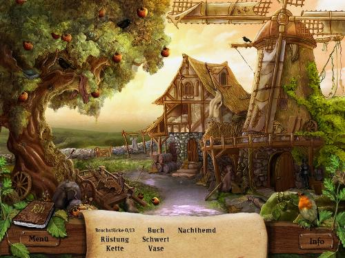 Robin Hood König der Gesetzlosen Screenshot