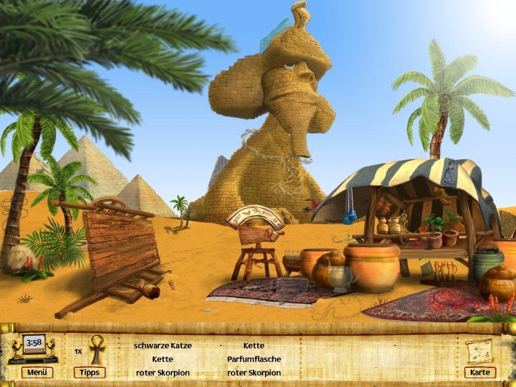 Ankh - Die verlorenen Schätze Screenshot2