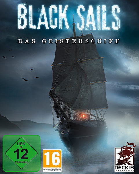 Black Sails Cover