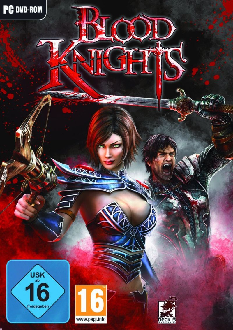 Blood Knights Cover
