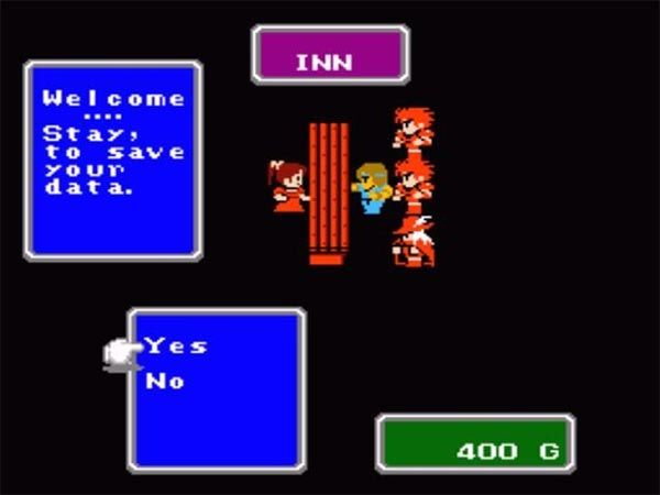 Final Fantasy 1 Screenshot
