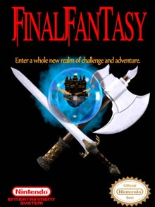 Final Fantasy Cover