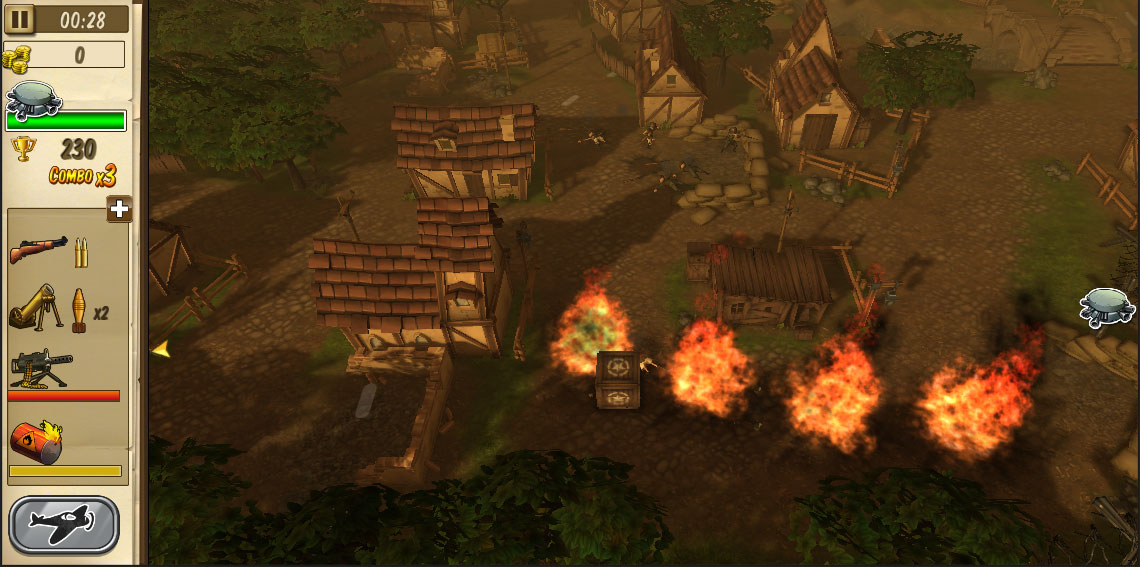 Hills of Glory Screenshot1
