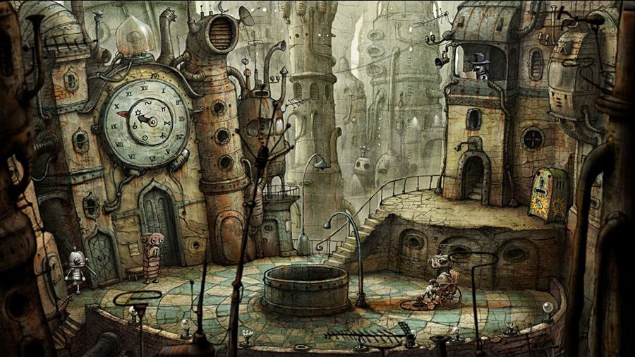 Machinarium Screenshot 2