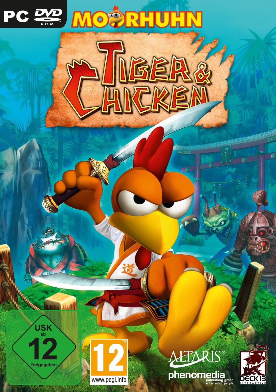 Tiger & Chicken Cover