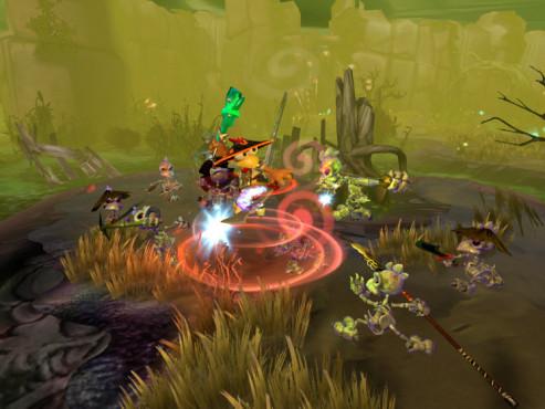 Tiger & Chicken Screenshot