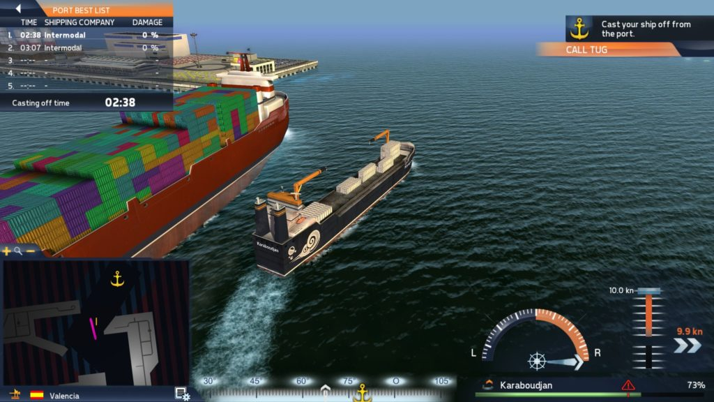 TransOcean Screenshot 1