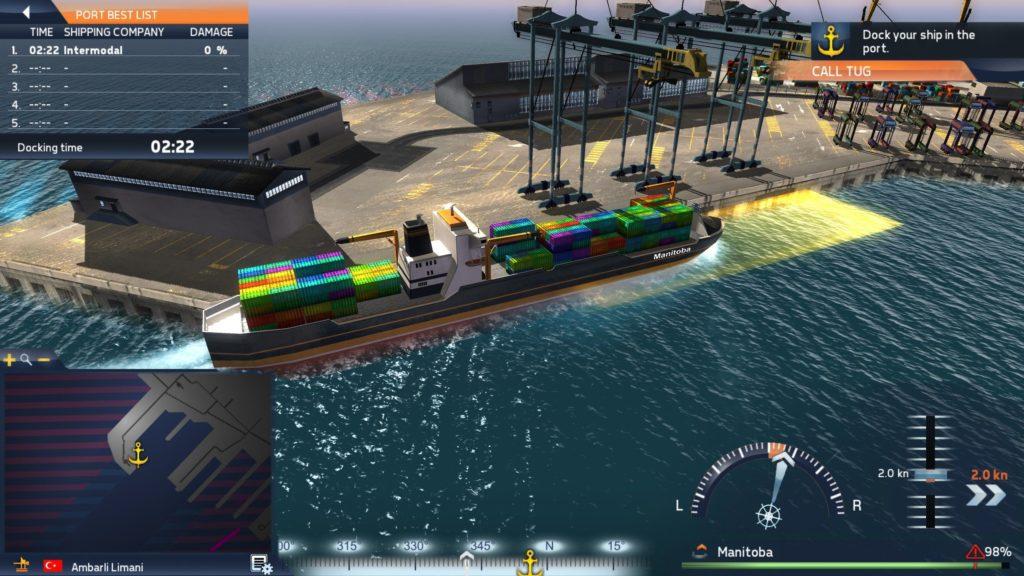 TransOcean Screenshot 2