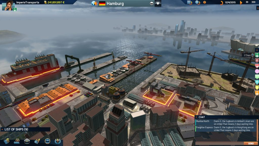 Transocean 2 Screenshot 2