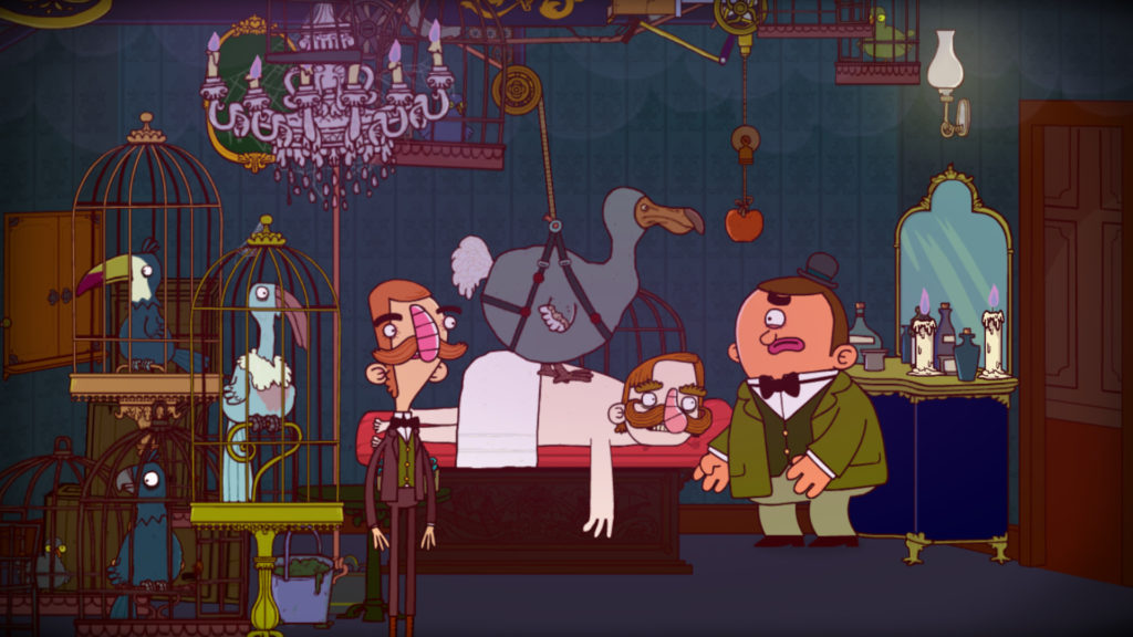Bertram Fiddle Episode 2 Screenshot