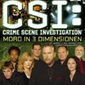 CSI Mord in 3 Dimensionen Cover