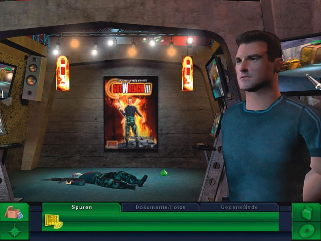 CSI Screenshot
