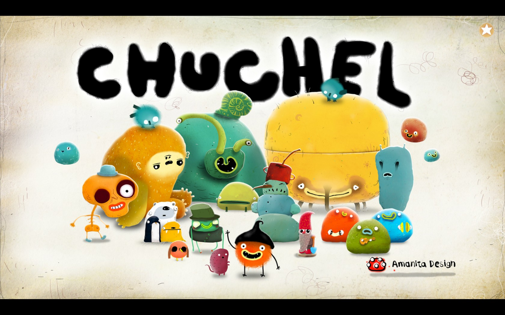 Chuchel Screenshot 2