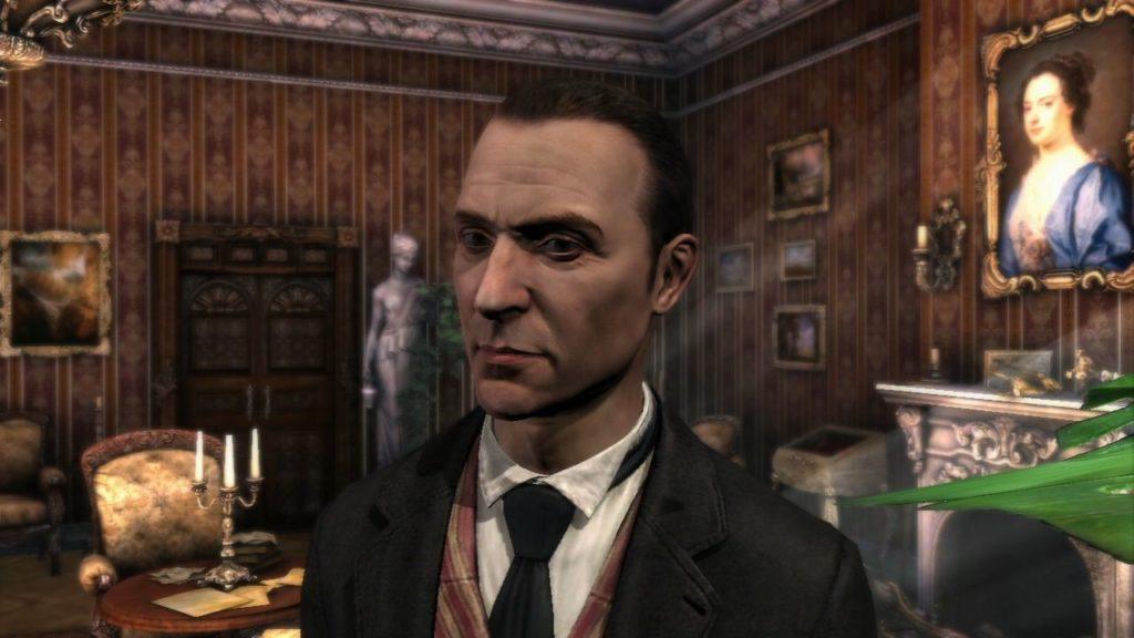 Das Testament des Sherlock Holmes Screenshot