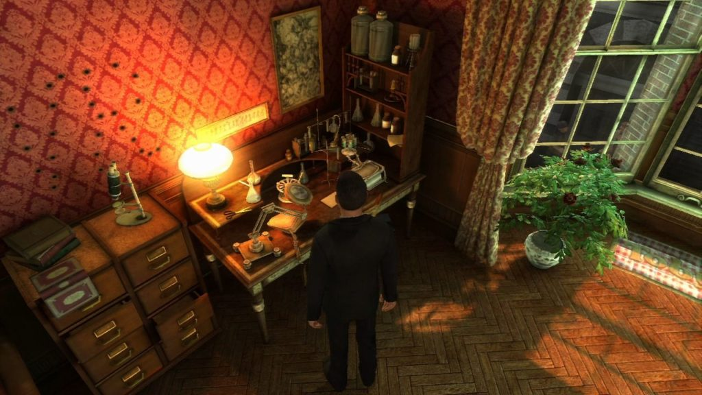 Das Testament des Sherlock Holmes Screenshot0