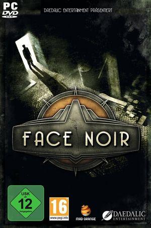 Face Noir Cover