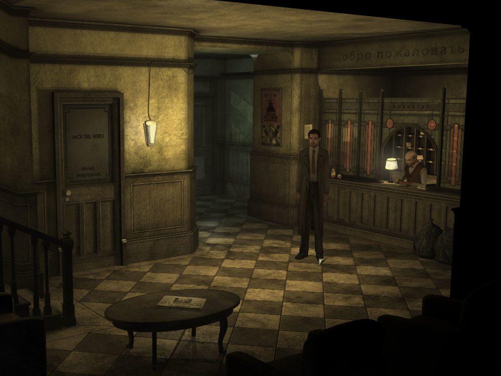 Face Noir Screenshot 1
