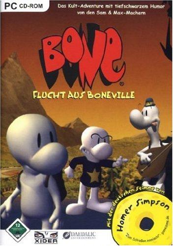 Flucht aus Bonville Cover