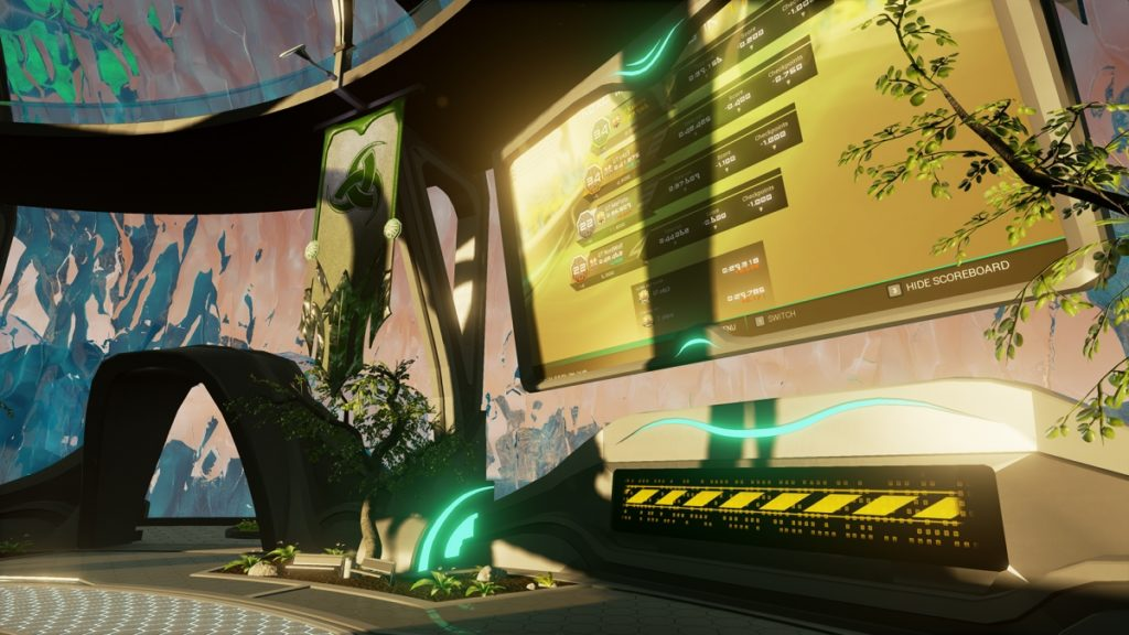 Hover Cubes Arena Screenshot2