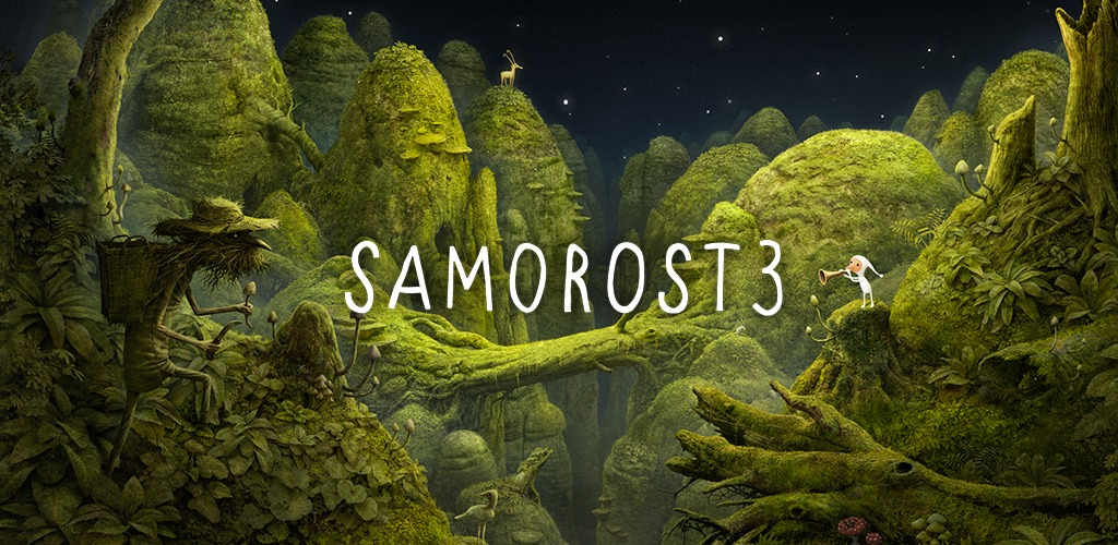 Samorost 3 Cover