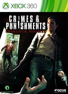 Sherlock Holmes Crimes and Punishment CoverSherlock Holmes Crimes and Punishment Cover