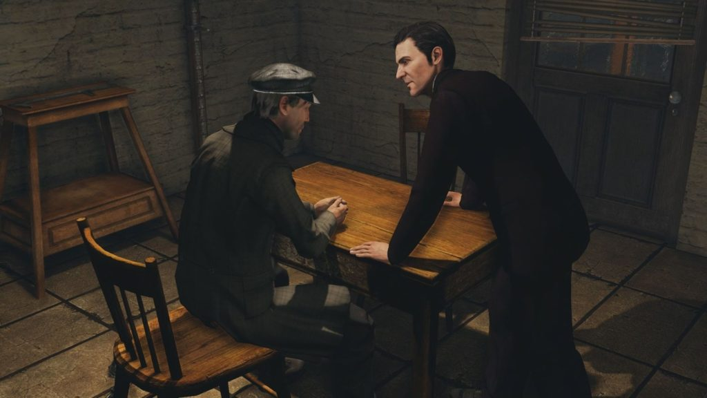 Sherlock Holmes Crimes and Punishment0