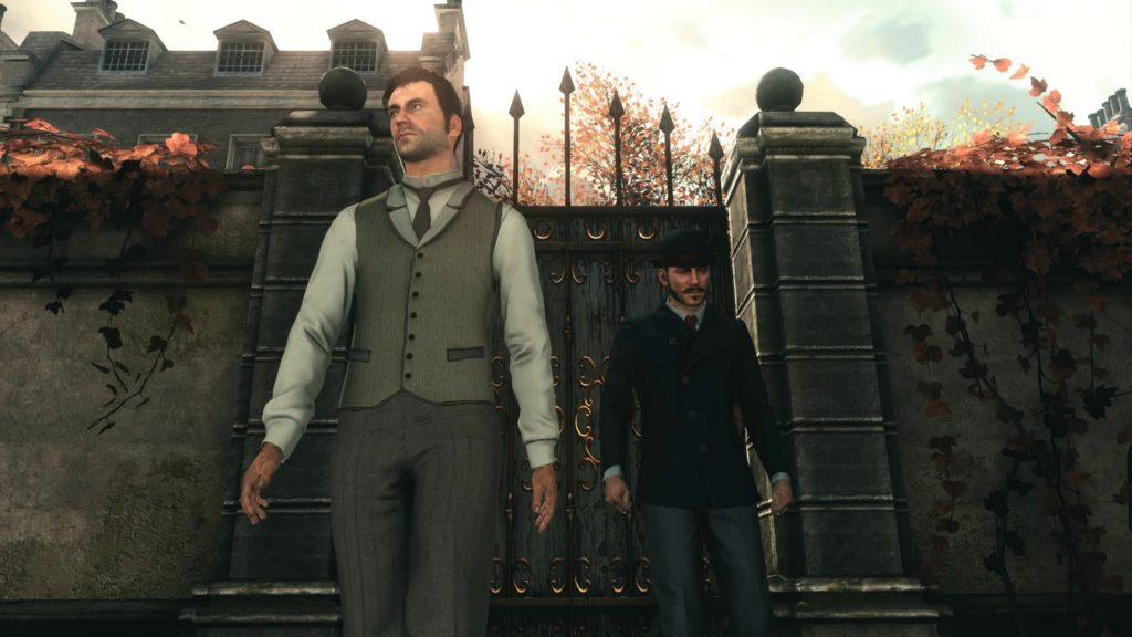 Sherlock Holmes - Devil's Daughter Screenshot2