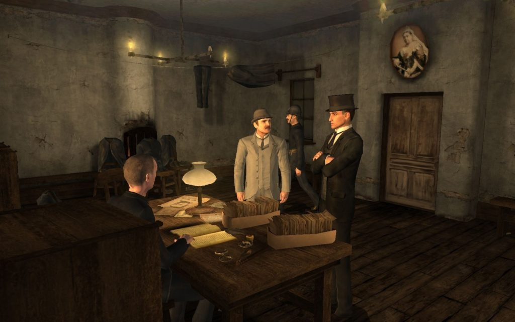 Sherlock Holmes jagt Jack the Ripper Screenshot2