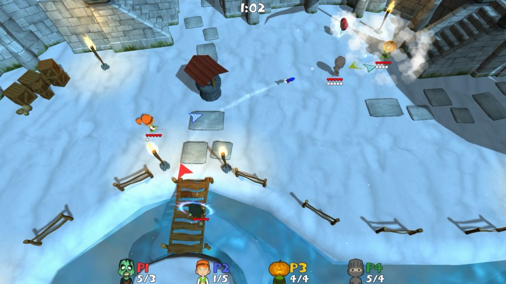 Super Snow Fight Screenshot