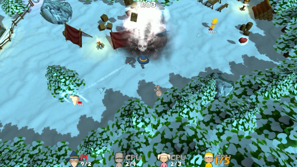 Super Snow Fight Screenshot2