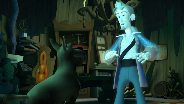 Tales of Monkey Island Screenshot
