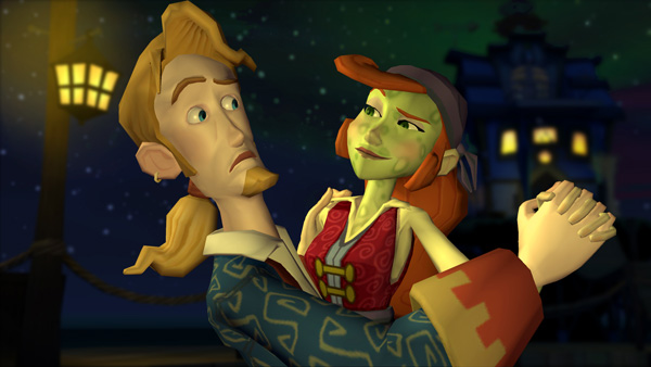Tales of Monkey Island Screenshot2