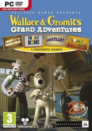 Wallace & Gromit - The Great Adventures