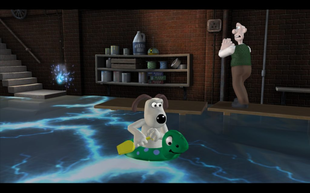Wallace & Gromit The Last Resort Screenshot